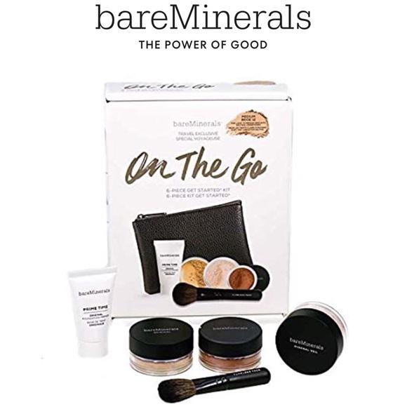 Bare Minerals On the Go 6 Piece Starter Set